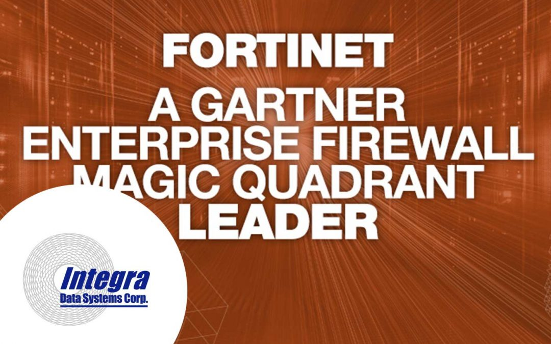 Fortinet Recognized Again by Gartner as an Enterprise Firewall Magic Quadrant Leader