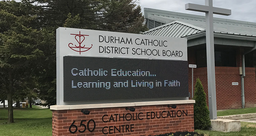 Durham Catholic DSB Embraced the Future of Networking Through Teaming with Integra and Extreme
